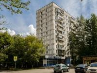 улица Кожуховская 6-я, дом 6. многоквартирный дом