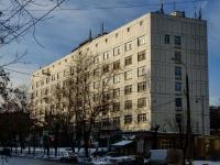 ,  , house 1/1СТР12. 医院