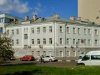 Южнопортовый район, улица Крутицкий Вал, дом 26 с.1. офисное здание
