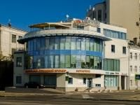 Южнопортовый район, улица Крутицкий Вал, дом 28. офисное здание
