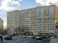 Южнопортовый район, улица Крутицкий Вал, дом 3 к.2. многоквартирный дом
