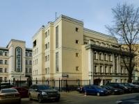 Южнопортовый район, улица Крутицкий Вал, дом 14. офисное здание