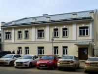Южнопортовый район, улица Крутицкий Вал, дом 18. суд