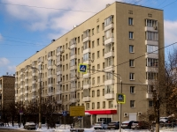 , st Trofimov, house 13. Apartment house