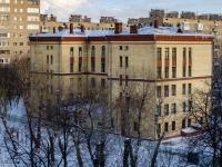 Южнопортовый район, улица Трофимова, дом 15А. музыкальная школа
