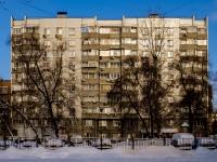 Южнопортовый район, улица Трофимова, дом 18А. многоквартирный дом