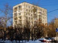 Южнопортовый район, улица Трофимова, дом 19 к.1. многоквартирный дом