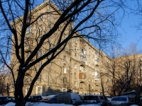 Южнопортовый район, улица Трофимова, дом 19 к.2. многоквартирный дом