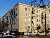 Южнопортовый район, улица Трофимова, дом 21 к.1. многоквартирный дом