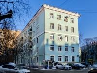 Южнопортовый район, улица Трофимова, дом 21 к.2. многоквартирный дом