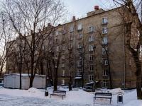 Южнопортовый район, улица Трофимова, дом 22 к.2. многоквартирный дом