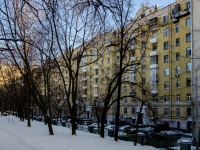 Москва, Южнопортовый район, Трофимова ул, дом35/20
