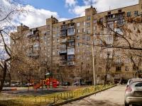Москва, Южнопортовый район, Трофимова ул, дом22 к.1