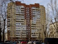Южнопортовый район, улица Кожуховская 7-я, дом 4 к.1. многоквартирный дом