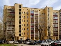 Южнопортовый район, улица Кожуховская 7-я, дом 4 к.2. многоквартирный дом
