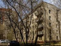Южнопортовый район, улица Кожуховская 7-я, дом 8 к.1. многоквартирный дом