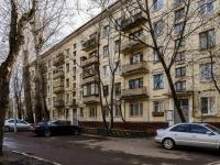 Южнопортовый район, улица Кожуховская 7-я, дом 8 к.2. многоквартирный дом