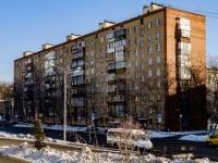 Южнопортовый район, улица Кожуховская 7-я, дом 16. многоквартирный дом