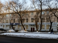 Южнопортовый район, улица Кожуховская 7-я, дом 18. офисное здание