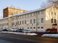 Южнопортовый район, улица Кожуховская 7-я, дом 20. офисное здание