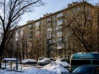 Южнопортовый район, улица Кожуховская 7-я, дом 20А. многоквартирный дом