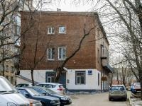 улица Симоновский Вал, дом 7А с.3. офисное здание