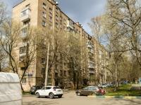 Южнопортовый район, улица Симоновский Вал, дом 7 к.1. многоквартирный дом