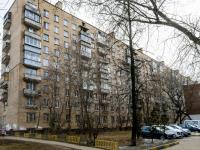 Южнопортовый район, улица Симоновский Вал, дом 7 к.2. многоквартирный дом