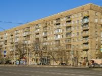 Южнопортовый район, улица Симоновский Вал, дом 9. многоквартирный дом