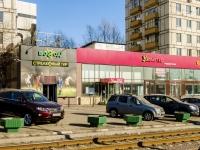 улица Симоновский Вал, дом 11/31. многофункциональное здание