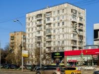 Южнопортовый район, улица Симоновский Вал, дом 11/31К2. многоквартирный дом