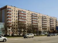 Южнопортовый район, улица Симоновский Вал, дом 15. многоквартирный дом