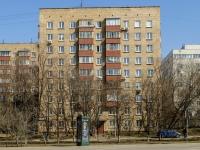 Южнопортовый район, улица Симоновский Вал, дом 19. многоквартирный дом