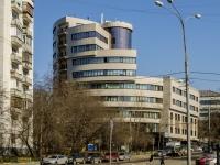 Южнопортовый район, улица Шарикоподшипниковская, дом 1. офисное здание