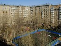 Южнопортовый район, улица Шарикоподшипниковская, дом 2. многоквартирный дом