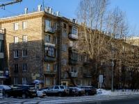 Южнопортовый район, улица Шарикоподшипниковская, дом 2А. многоквартирный дом
