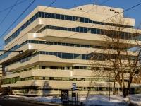 """Южнопортовый район, улица Шарикоподшипниковская, дом 5. офисное здание """"Dominion Tower"""" бизнес-центр"""