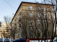 Южнопортовый район, улица Шарикоподшипниковская, дом 7 к.1. многоквартирный дом