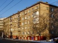 Южнопортовый район, улица Шарикоподшипниковская, дом 7 к.2. многоквартирный дом