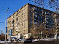 Южнопортовый район, улица Шарикоподшипниковская, дом 9. многоквартирный дом