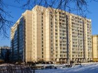 Южнопортовый район, улица Шарикоподшипниковская, дом 12. многоквартирный дом