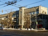Южнопортовый район, улица Шарикоподшипниковская, дом 13А. офисное здание