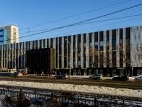 Южнопортовый район, улица Шарикоподшипниковская, дом 13 с.1. офисное здание