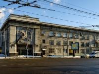 Южнопортовый район, улица Шарикоподшипниковская, дом 15. офисное здание