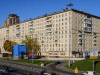Москва, Южнопортовый район, Шарикоподшипниковская ул, дом40