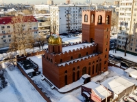 Москва, Южнопортовый район, Шарикоподшипниковская ул, дом14