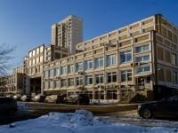 Южнопортовый район, проезд Южнопортовый 2-й, дом 19 к.1. офисное здание