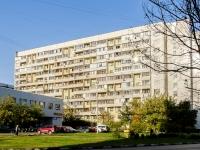 Бирюлёво Восточное район, улица Загорьевская, дом 3 к.1. многоквартирный дом