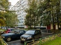 Бирюлёво Восточное район, улица Загорьевская, дом 10 к.1. многоквартирный дом
