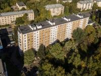 Бирюлёво Восточное район, улица Загорьевская, дом 10 к.2. многоквартирный дом